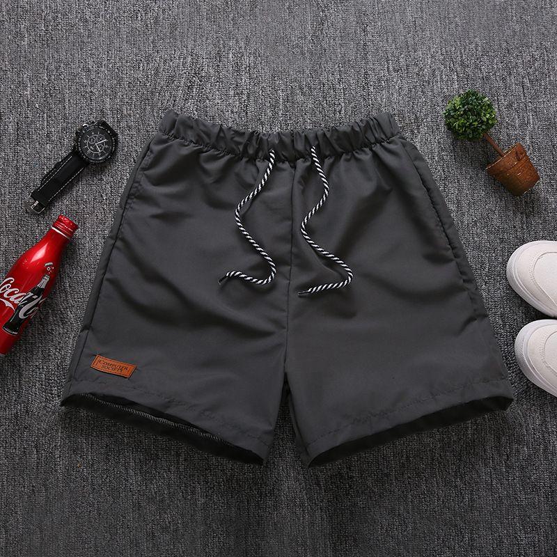 Pantalones de playa Hombre 3 pulgadas Natación Troncos Verano Seco rápido vacaciones vacaciones ocio deportes pantalones cortos pareja mujeres
