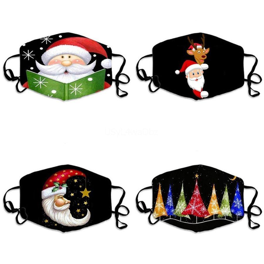 Duradera para adultos DustMascherine camuflaje de impresión 2 Nivel de Lucha contra la gotita invierno máscara máscaras ordenador Kint Cúbrase la boca cara # 996