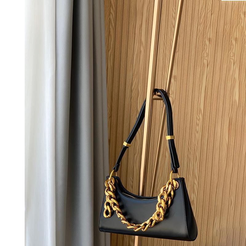HBP shoulder bag messenger bag handbag wallet new designer bag high quality texture fashion lattice chain crocodile pattern