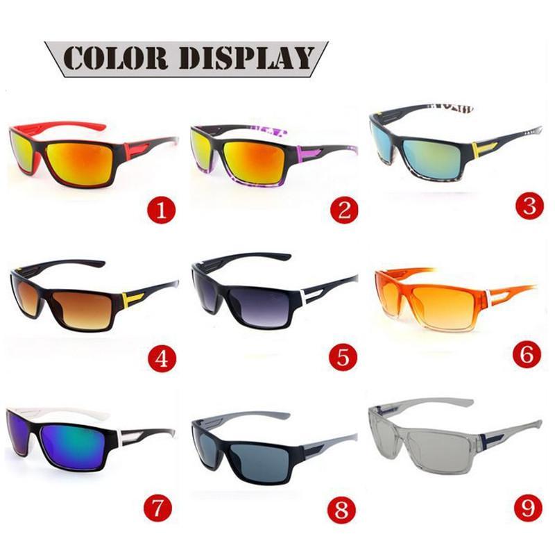 Classique Goggle Vintage Lunettes de soleil Hommes Femmes Sports de plein air Lunettes de soleil UV400 Protection luxe Lunettes de soleil Lunettes de soleil 2071