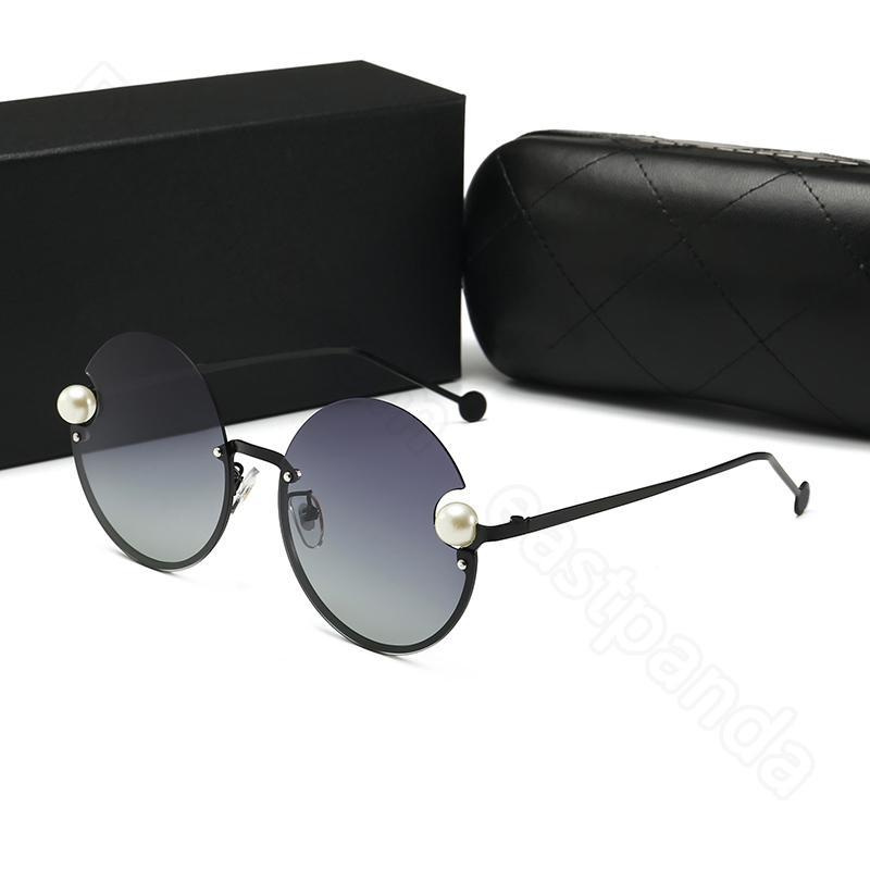 mens lunettes de soleil dames oeil de chat de mode crapaud attitude lunettes de soleil rondes du vélo lunettes de soleil pour les femmes avec boîte A1B56
