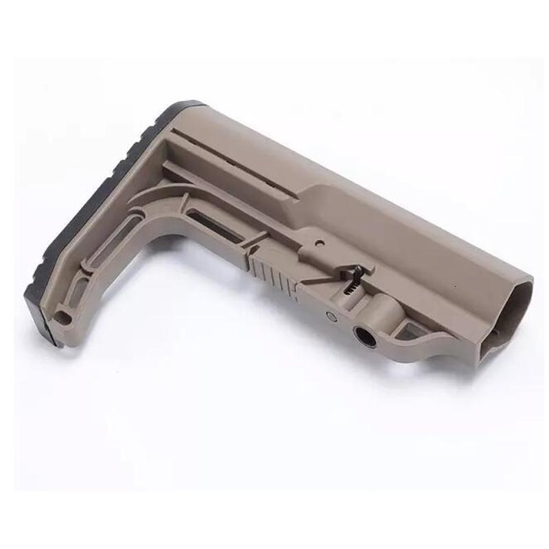 전술 장난감 액세서리 네오프렌 뺨 패드 MFT 시리즈에 대 한 미니멀리스트 미션 전술 나일론 주식 다양한 두께 사용 가능 bk de