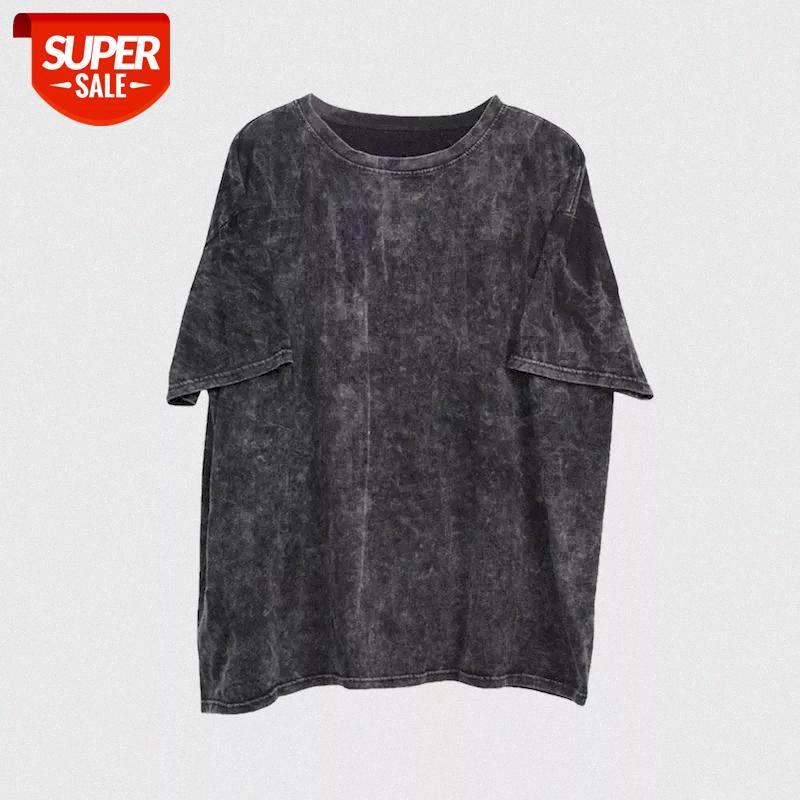 Streetwear Tişörtleri Beyazlatma T Gömlek Scramble Tshirt Yaz Harajuku Artı Boyutu Giyim Pamuk Üstler T EES Kadınlar Grafik Tee # QC4J