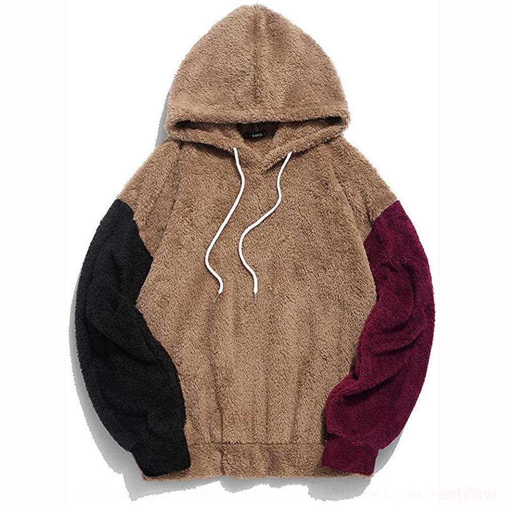 88C5v новый мужской GdVEG кардиган пальто с капюшоном свитер 2020 года и зимнее пальто свитер осенью мужчин молния