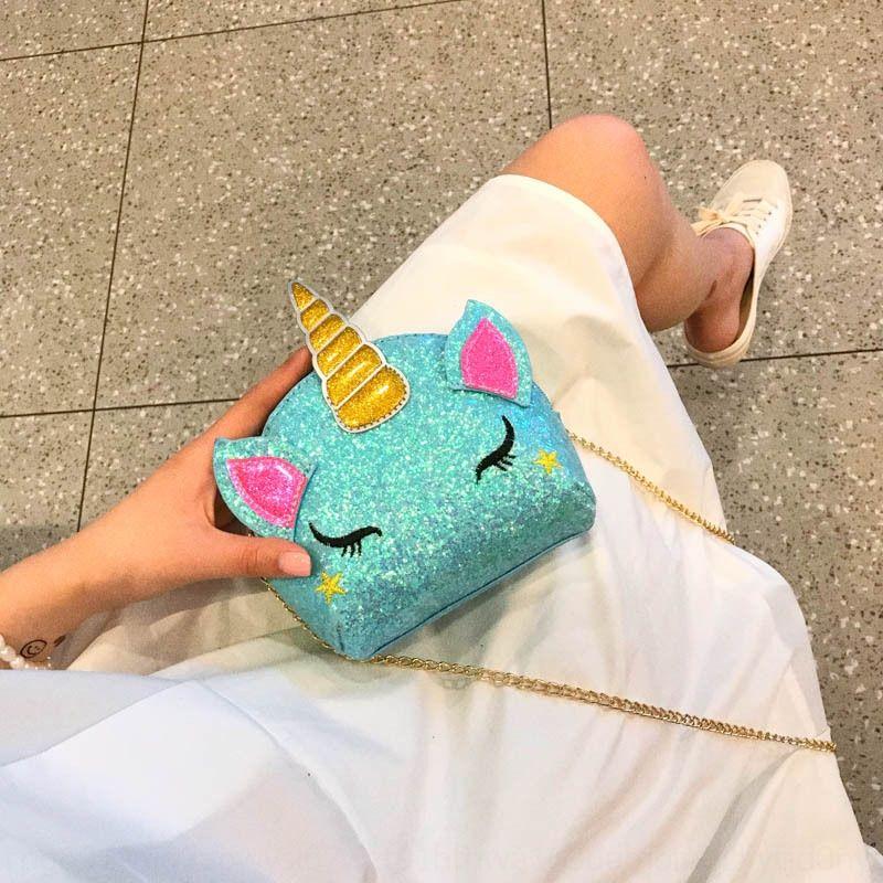 Raph Baby Girls Conse кошелек сумки цепь звездочный мозг сумка длинные блестки мешок сумки маленькие монеты сумки 8 дети цветов dw5862