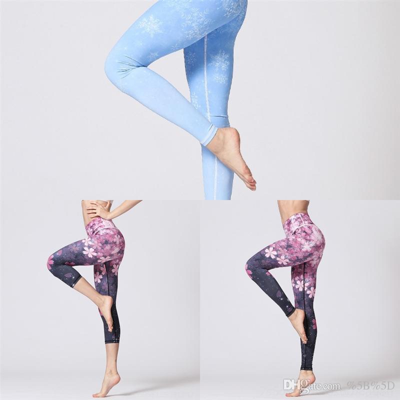 38L yoga vendaje mujeres gimnasio deporte deporte leggings v pantalón para mujer cintura yoga pantalones levantar la cadera fitness alta leggings thigs