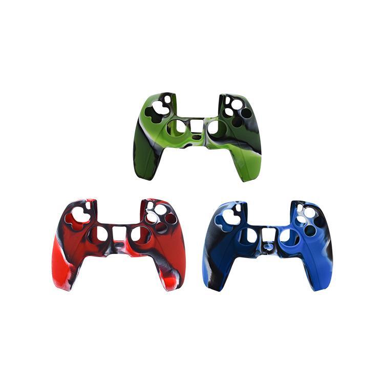 SYYTECH Fabrik-Versorgungsmaterial Neu kommen Controller Haut weicher Gel-Silikon-Schutzhülle Gummigriff Fall für PS5 Playstation 5