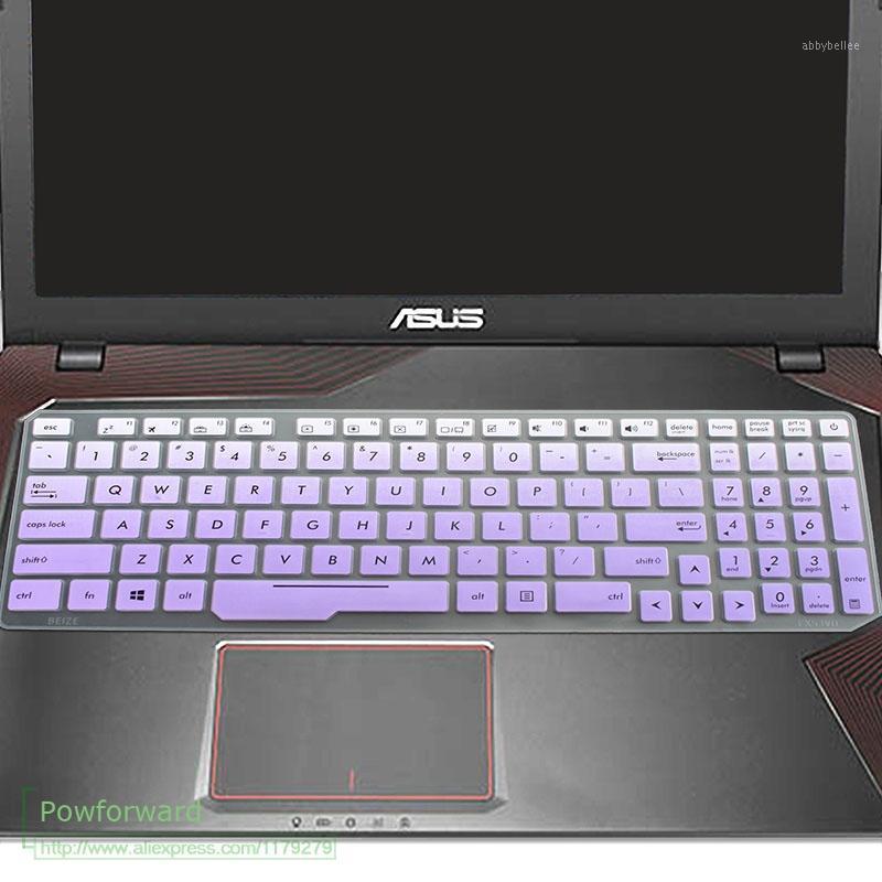 Coperture da tastiera per ASUS ROG Strix 15.6 ZX53 GL53 FX53 FZ53 FX553 KX53 V VD VW / 17.3 FX753VD GL753 GL753VD GL753 GL753VD FX73 Copertina per laptop Skin1