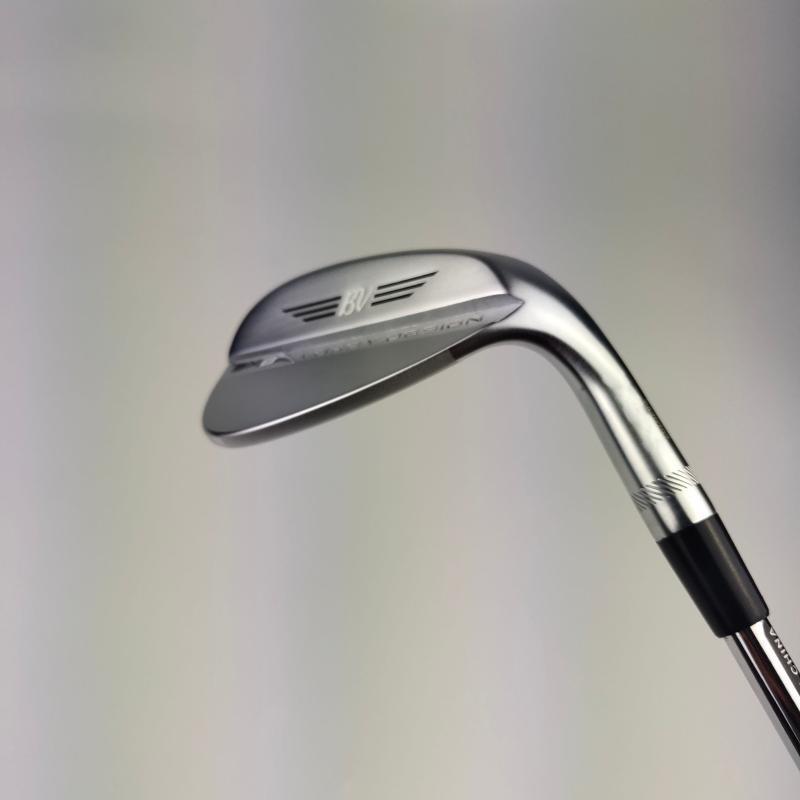 SM8 Golf Wedge Golf Club SM8 إسفين الفضة الأسود بندقية اللون جولة كروم 48/50/52/54/56/58/60/62 درجة r / s
