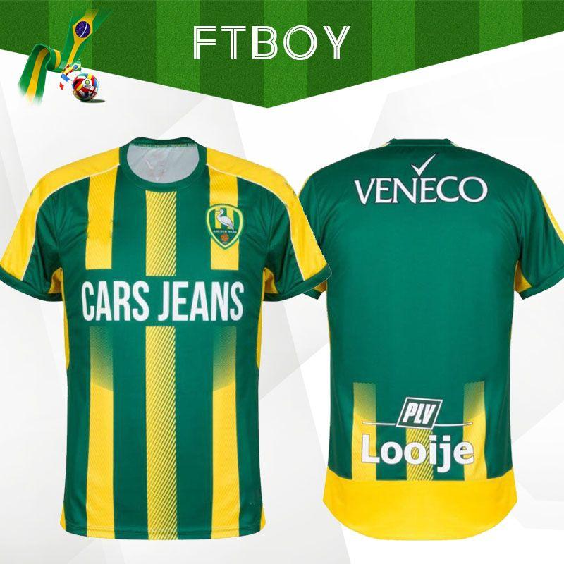 20 21 Ado Den Haag Jerseys Home 2020 2021 camisetas de futebol Dante Rigo Morrison Shaquille Pinas Nikolaos Karelis Camisetas de Fútbol 4xl