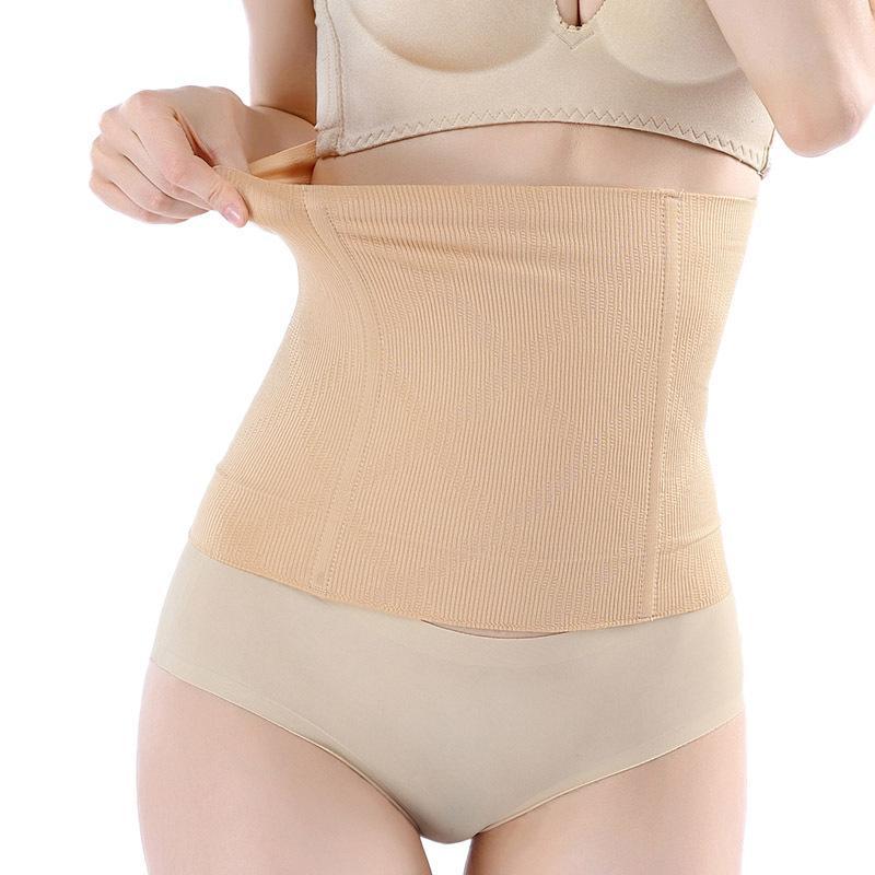 lingerie senza soluzione di continuità le donne della vita Trainer corpo che dimagrisce cinghia Tummy controllo biancheria intima di Shapewear stomaco Remodelant Lady Corset Belt