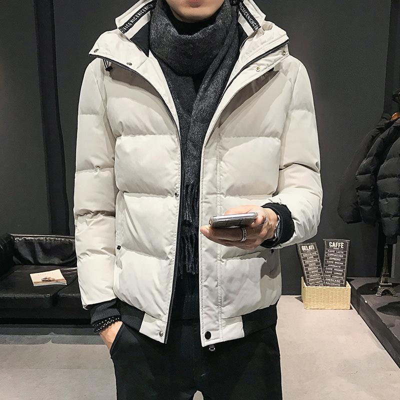Coat Automne 2020 Nouvelle marque Trend Winter Outillage d'hiver Down coton rembourré usure d'hommes