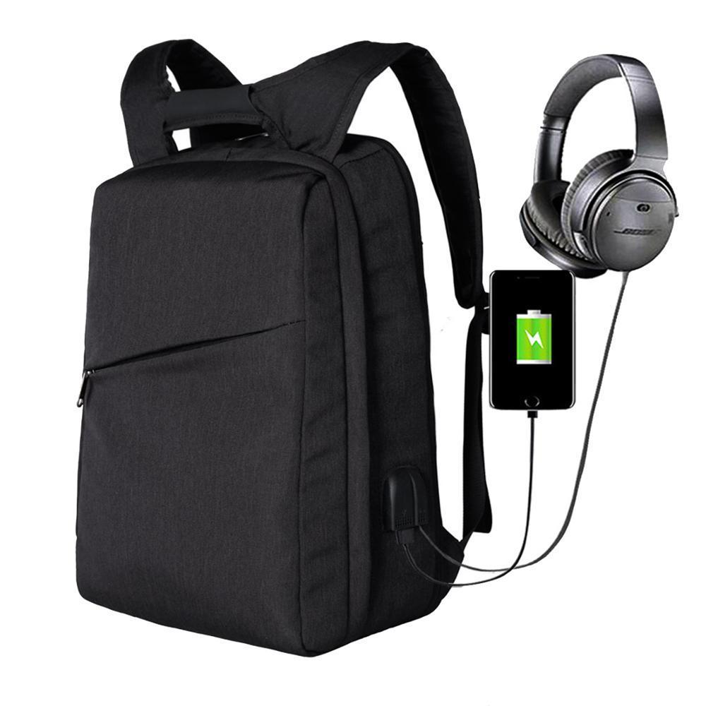 HBP XQXA Laptop USB Sırt Çantası İş Okul Çantası Anti Hırsızlık Erkekler Backbag Seyahat Daypacks Erkek Eğlence Sırt Çantası Mochila Kadınlar Gril