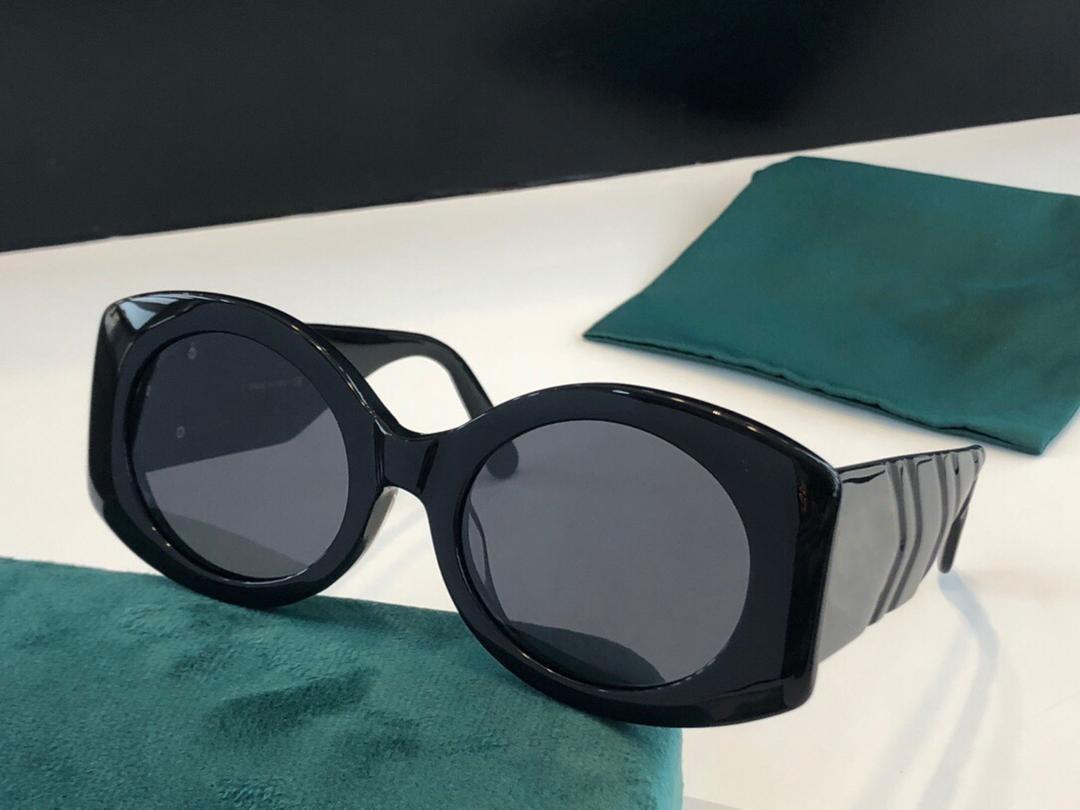 Letzter Verkauf Beliebte Mode 0810 Frauen Sonnenbrille Herren Sonnenbrille Männer Sonnenbrille Gafas de Sol Top Qualität Sonnenbrille UV400-Objektiv