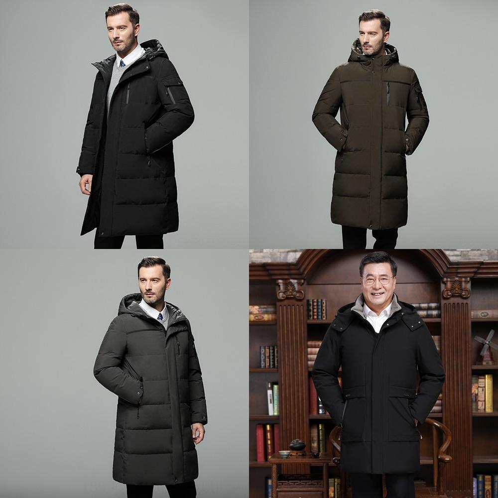 vRYM White Winter Racoon Fur Collar Down Warm Shiny Jackets Jackets Thick Down For Coat Teenage