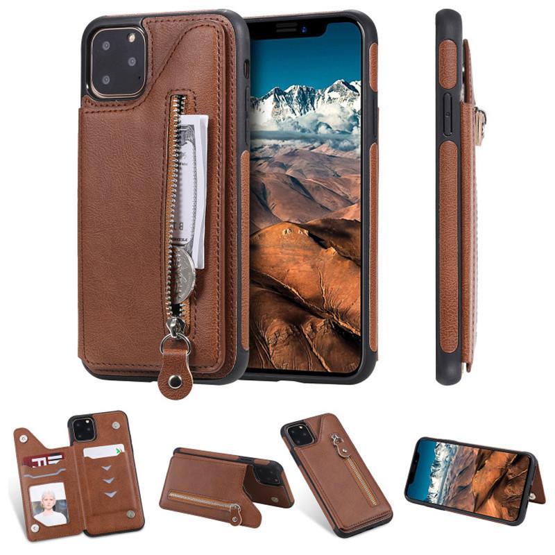 Femmes Hommes Accessoires pour téléphones mobiles Mignon 360 pleine PU pour iPhone 11 Pro X XR XS MAX 6 6s 7 8 Plus de cas coque arrière