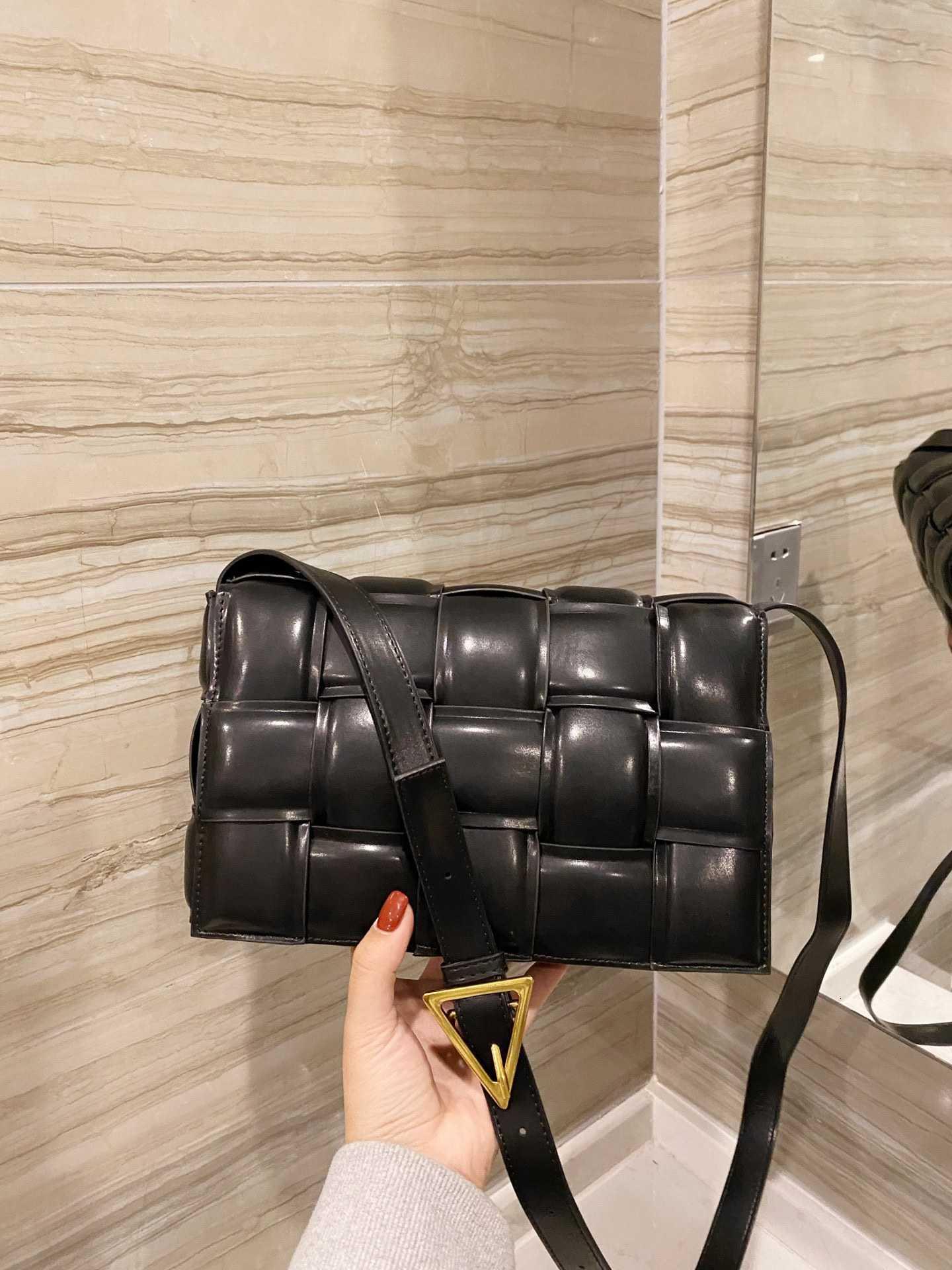 Tasche luxus designer schulter geflochten frauen mode tasche top leder handtasche qualität 3a jgibx