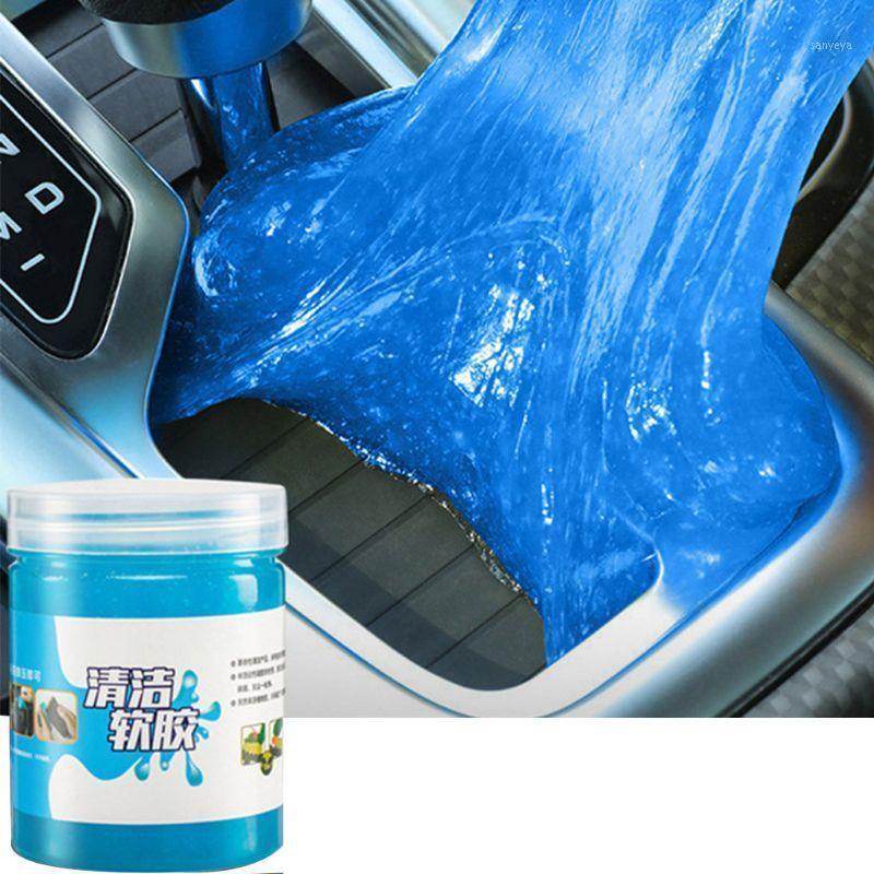 Araba Temizleme Jel Çamur Araba için Detaylandırma 160g Sihirli Toz Temiz Malzemeleri Evrensel Kullanımlık İç Balleme Tablet Klavye1