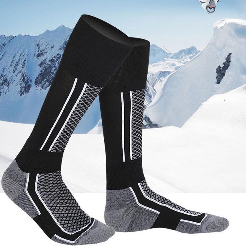 Spor Çorap Mounchain Kadınlar / Adam Kış Kayak Kar Termal Uzun Yürüyüş Yürüyüş Havlu