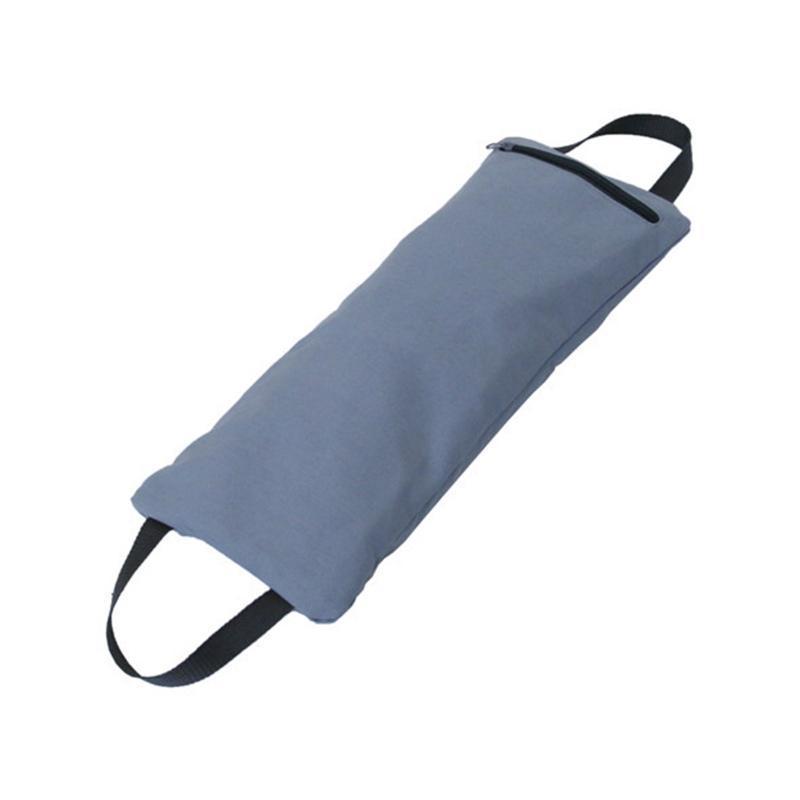 Pieghevole Yoga Riempito Sandbag con due maniglie per pesi di Yoga e Resistenza T4MF