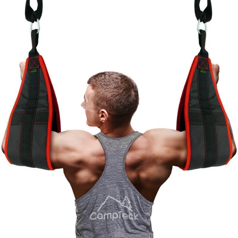Sling AB Pull Up Gurte Gewicht Hangtür Hanging Gym Bar Bauchfitness Integrierte Fitnessausrüstungen