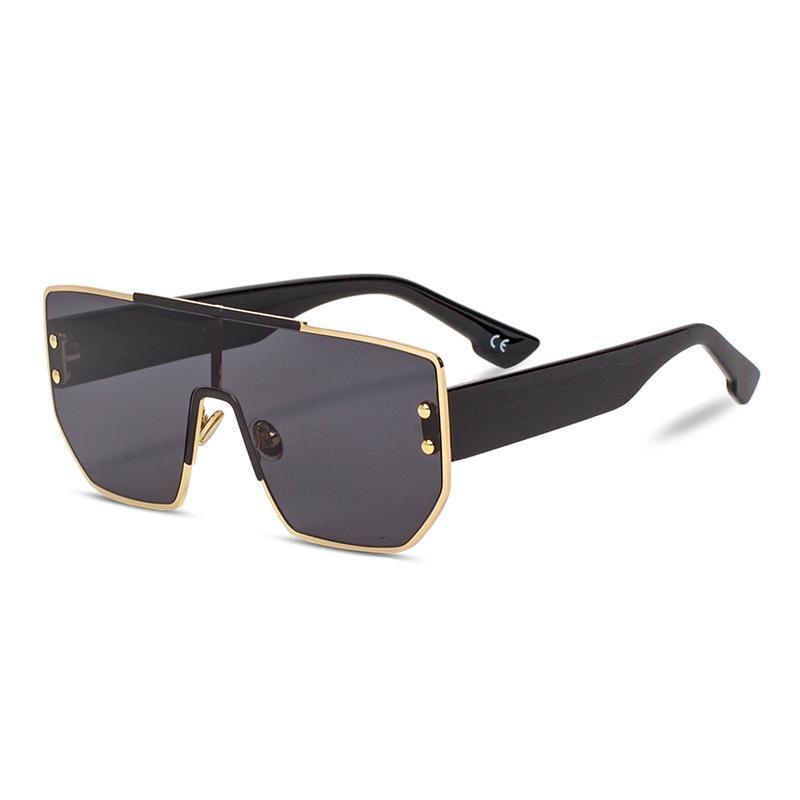 Sonnenbrille 2021 Stil Marke Design Quadratische Frauen Männer Mode Damen Outdoor Sports Sonnenbrille Schattierungen Gafas