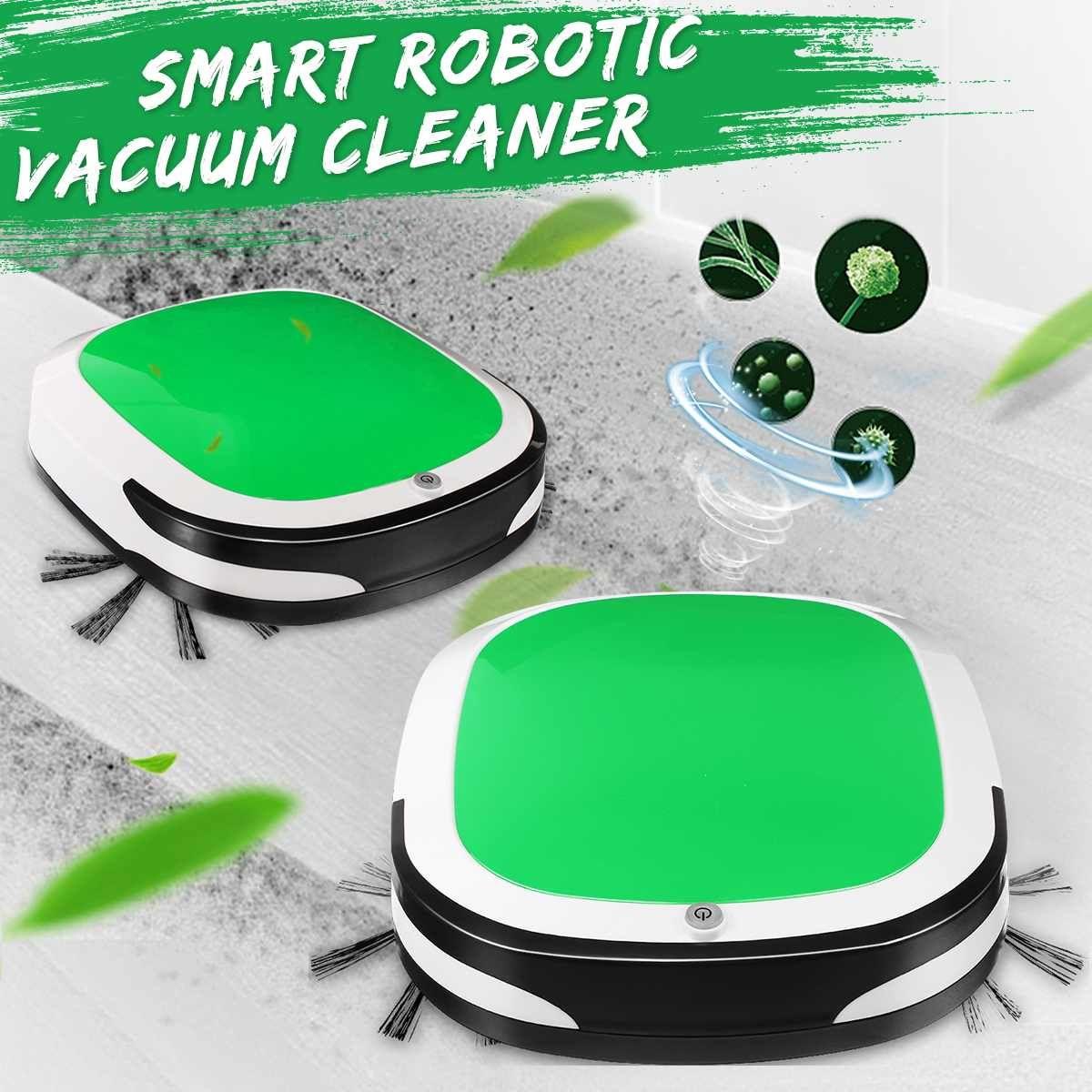 Elektrische Wireless-Vakuum Sweep Roboter Mini Smart ausgedehnter Roboter Automatische Saug-Maschine-Reiniger Staub Maschine für den Heim Haushalt
