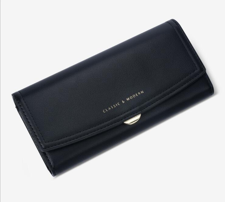 HBP PU Wallet Mode Frauen Geldbörse Karteninhaber Freies Verschiffen T5651-003
