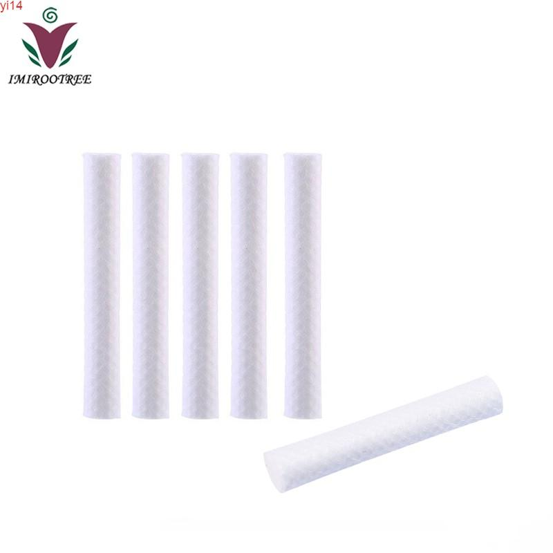 Frete Grátis 102 Pçs / Lote Alta Qualidade Algodão Wicks, Aromaterapia Petróleo Essencial Pás para Nasal Inalador SticksGood Qualtity