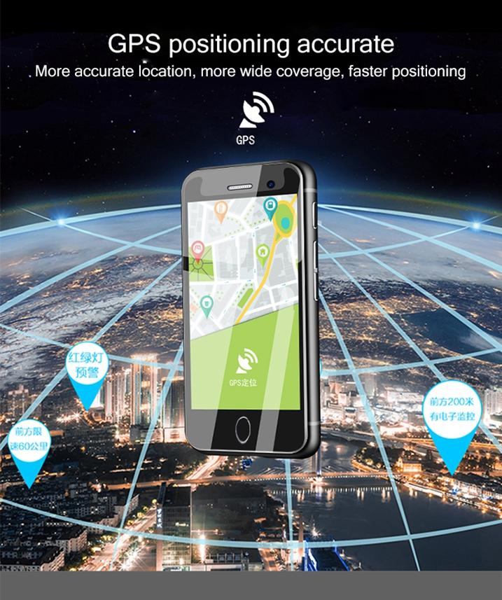 Melrose S9Pro phones Global Version Fingerprint Android Mobile Phone 1600mAh 4G Celular Smartphone Dual Cameras 5MP 2.5' telephone Cellphone