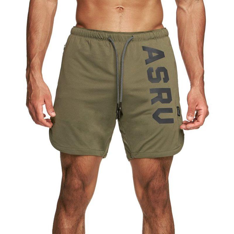 Fitness Running Running Men's Gym Summer Shorts Shorts Quick Big Men's Size Breathable Training Dry ASRV Jbvff Calzoncillos Eogwh