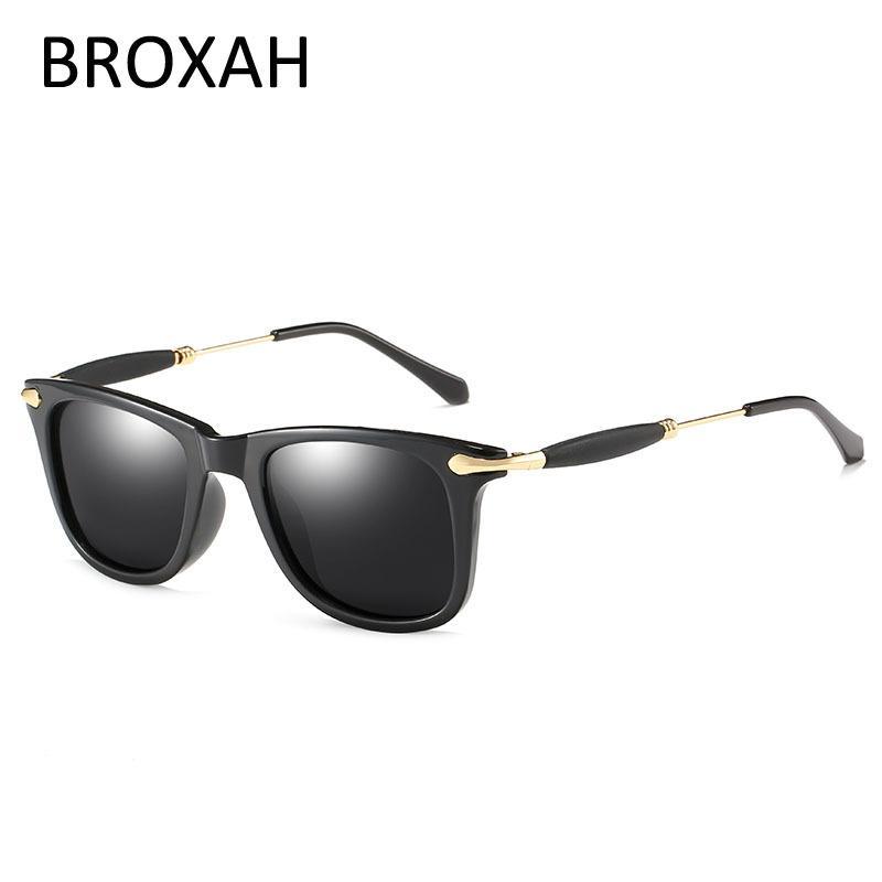 Clásicos Mujeres 2020 polarizadas de los hombres de conducción del espejo gafas de sol de las señoras de Sombras UV400 Gafas de sol