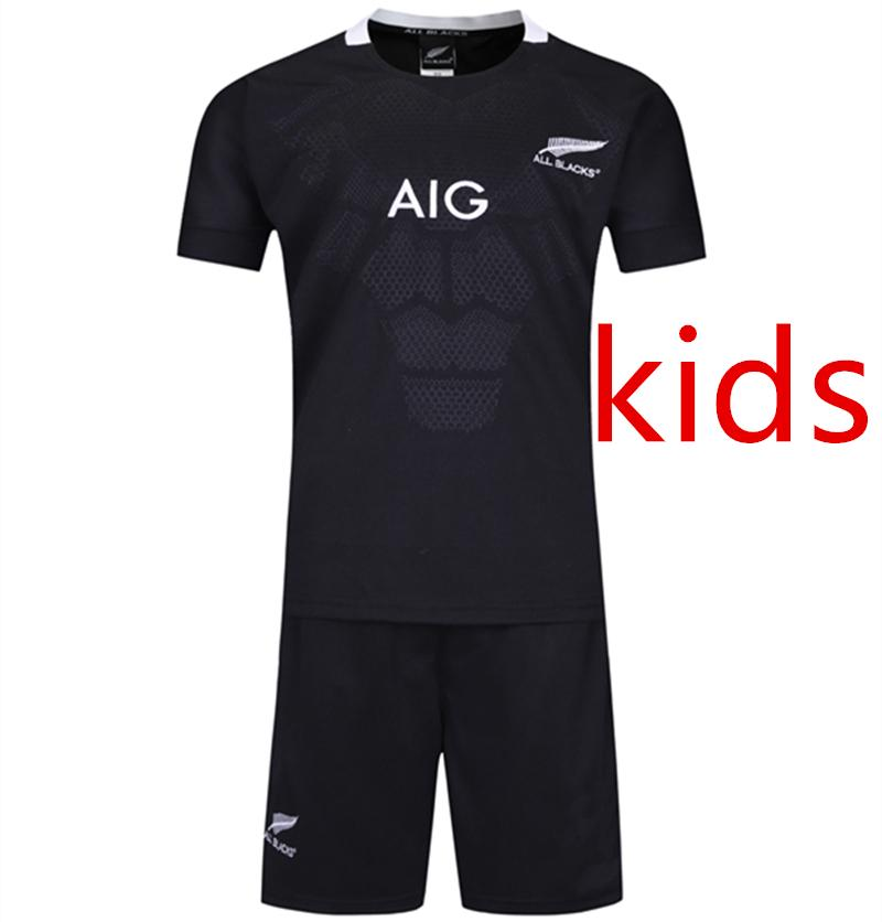2019 2020 Rugby Jerseys best quality kids rugby jersey size 16-26
