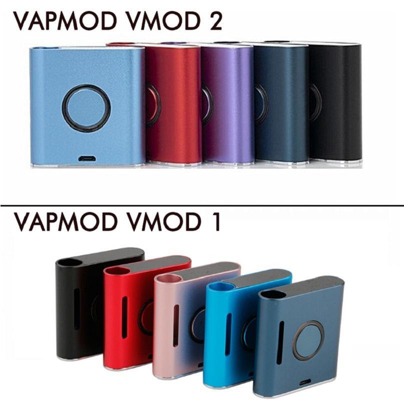 Аутентичные VAPMOD VMOD V MOD 2 Аккумуляторная батарея Hytsic FeedBack Edition 2.0 II V2 Предварительно нагревая VV 510 Батарея на 100% оригинал