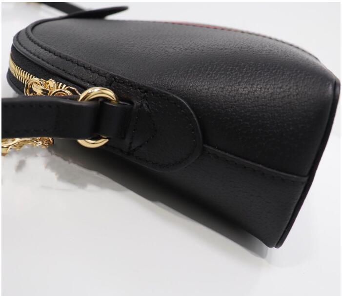 chaud! marque de mode dame Les sacs à main de sac à main sacs crossbody de haute qualité lettre couture sac shell sac à bandoulière rayé sans achats B45