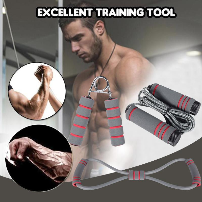 Jump Ropes Natural Rubber Latex Fitness Resistance Bands Exercise Elastic Pul Training Expander Pull Rope Gyms Equipment#40