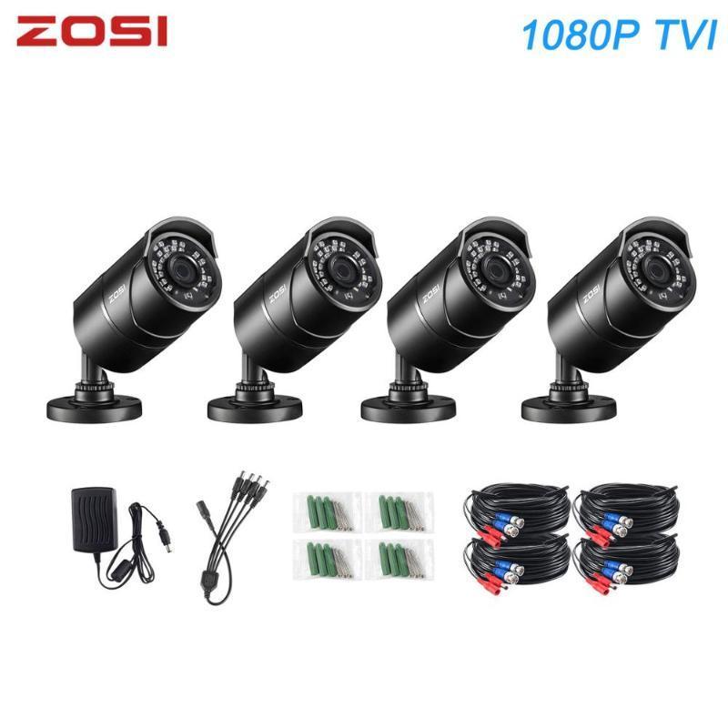 ZOSI 960H Analog CVBS CCTV Len Camera Module 1080P IR Cut Nightvision Câmera de Vídeo Vigilância impermeável para DVR Kiit