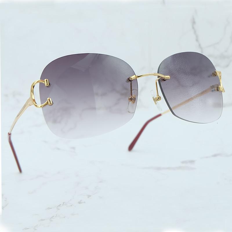 Günstige Weinlese-runde Sonnenbrille moda los Hombres Carter mujeres sombra marca de lujo, diseo Beliebte sol grande Gafas Rabatt