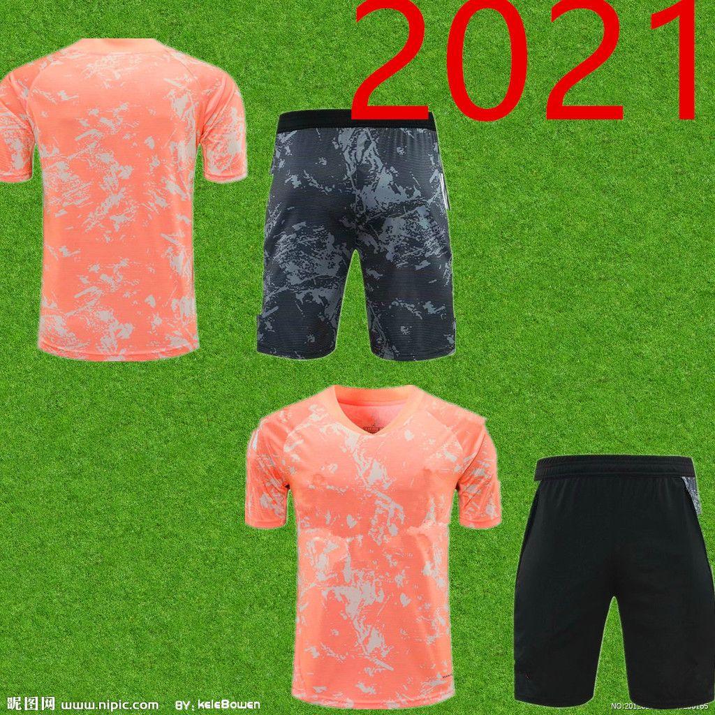 men2021 top club football training suit 2021 Football League training suit