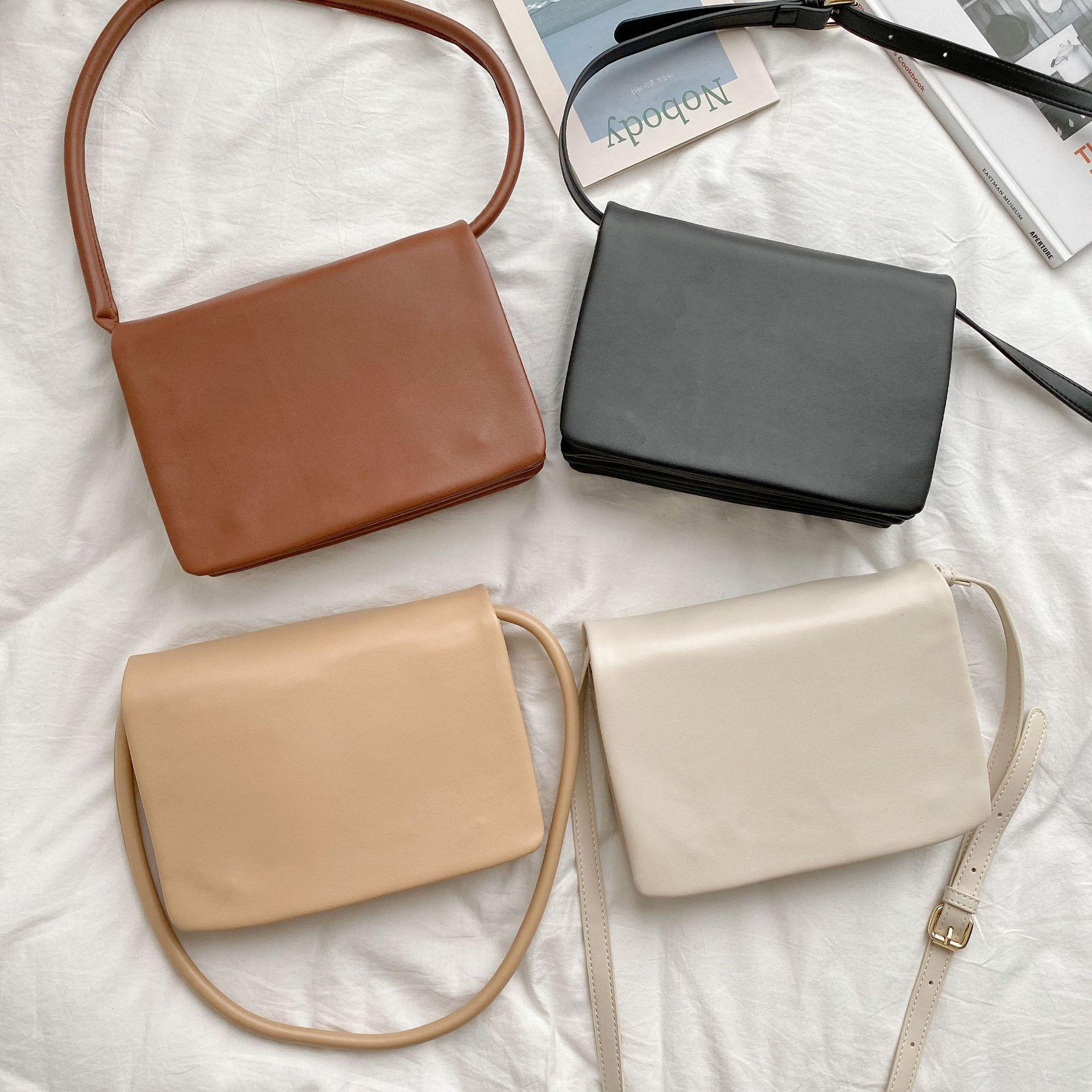HBP Bag women's bag Korean version of the new fashion underarm bag ladies shoulder Messenger