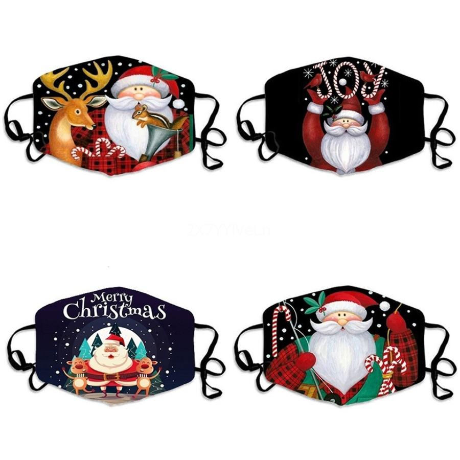White Non-Woven Mouth Mask Anti Pollution Reathable Print Face Masks#403