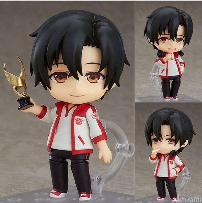 Jeu d'anime L'avatar du roi Ye Xiu 940 # PVC Collezione modèles 940 Miniature Miniature d'azione Jouet T30