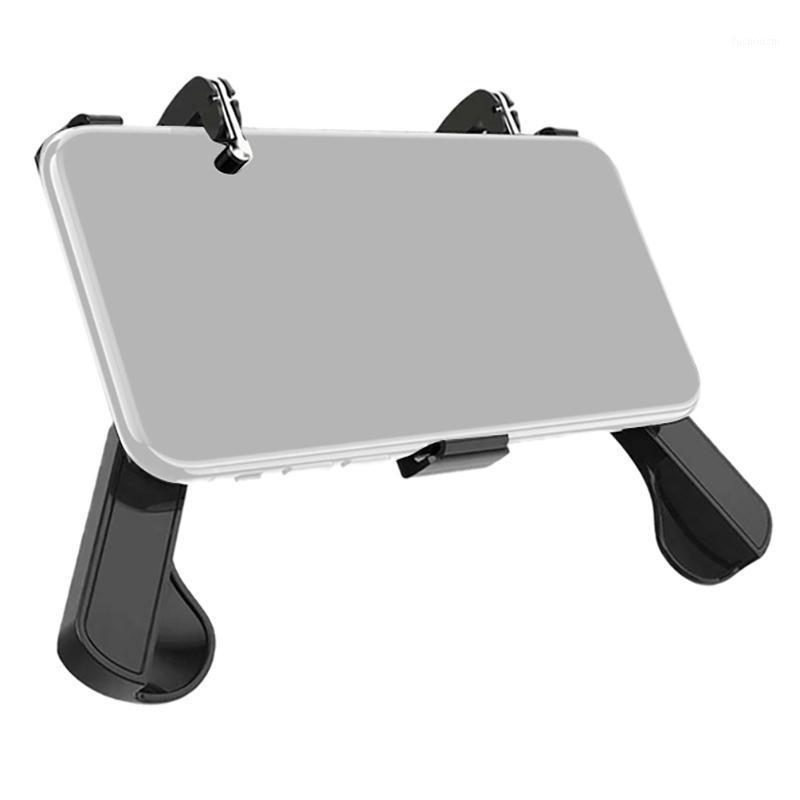 H8 Gamepad PUBG Helper Metal Button for Peace Elite Game Controller PUBG Mobile Controller Joystick Gamepad1