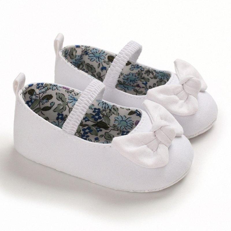 2020 Fashion Trend Criança Bebés Meninas Verão New Shoes não escorregar Partido Bow Couro respirável Princesa Casual Calçado Sandals Byro #