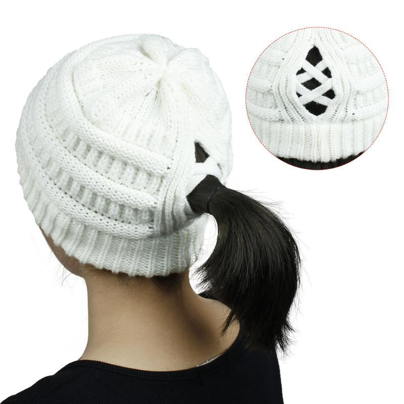 Winter Hats For Women Beanie Hat Woman Hat Winter Beanies for Ladies Knitted Cashmere Autumn Solid Bonnet 2020