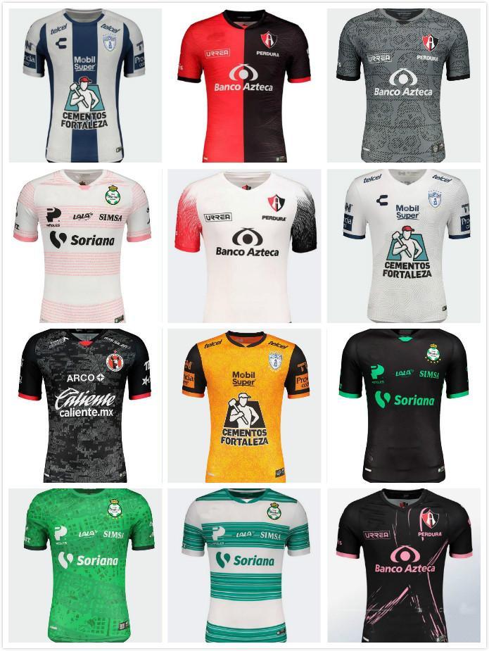 2021 mexico jersey Soccer Jerseys Liga MX Monterrey Pachuca Guadalajara Chivas Tigres UNAM Cruz Azul Football Shirt