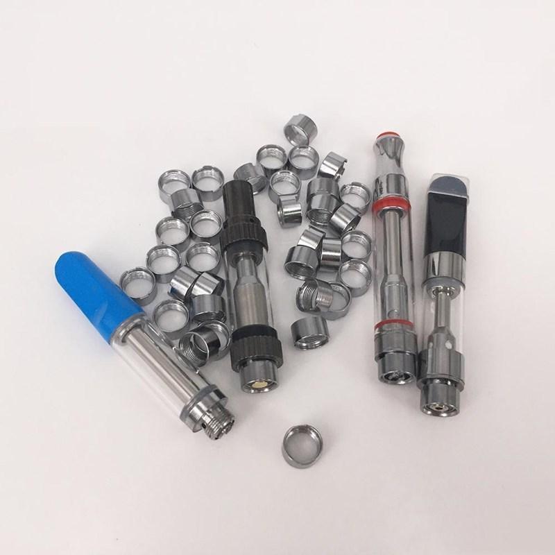510 Thread Vaporizer Magnetic Adapter Metal Vape Rings Vape Cart Ego Ring E Cig Vaporizer 510 Ring