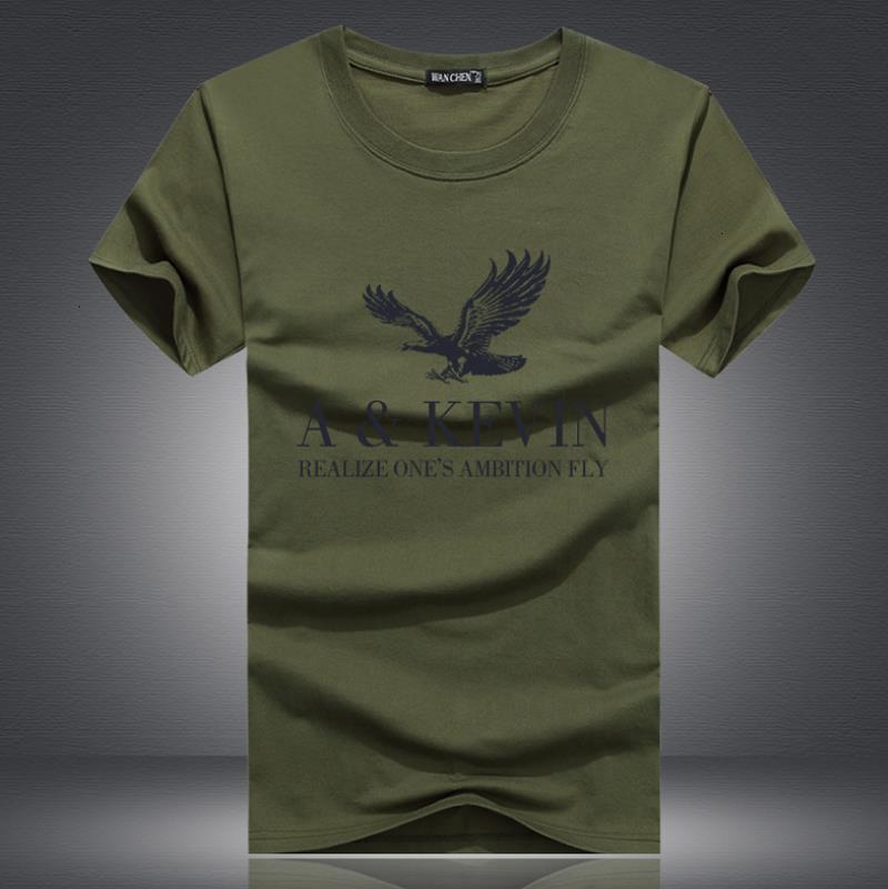 T-shirt de ville à manches courtes occasionnel pour hommes de printemps