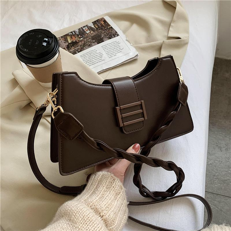 Underarm Luxurys Designers Women 2020 Crossbody Bag Women Joker Korean Fashion Handbag Shoulder Bags Bag Messenger Simple Sbfuj