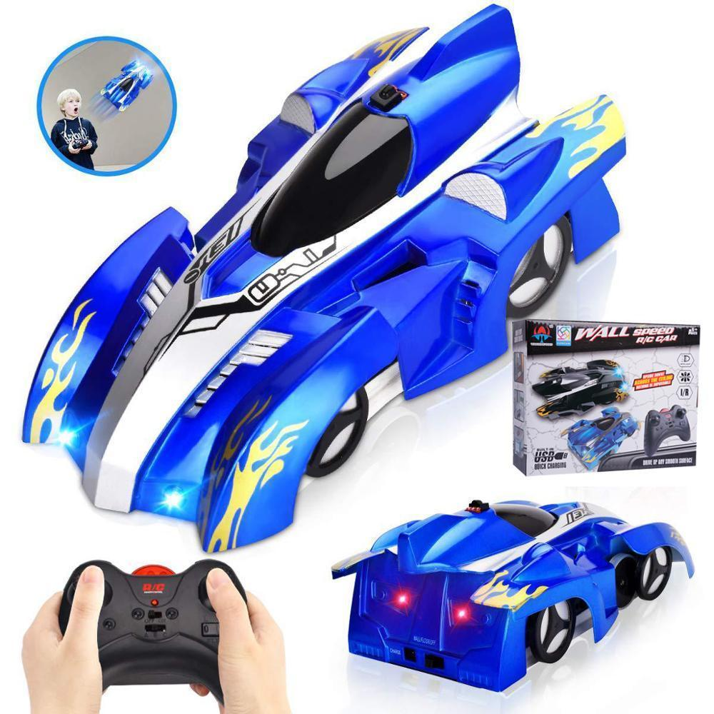 Дети RC Стена скалолазание мини-автомобиль игрушка модель кирпичи беспроводной электрический пульт дистанционного управления дрейф гоночные игрушки для детей детей LJ200919